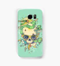 Summer skullin' Samsung Galaxy Case/Skin