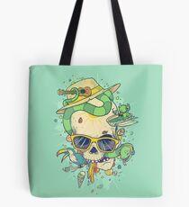 Summer skullin' Tote Bag
