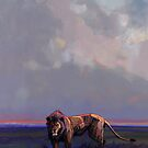 African Sky by David  Kennett