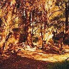 Golden Graveyard by Rossman72