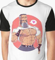 Workout bear Graphic T-Shirt