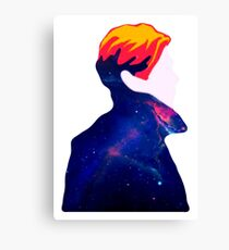 DAVID BOWIE - THE MAN WHO FELT TO EARTH Canvas Print