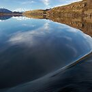 ripples and reflections by Justin Gibbs