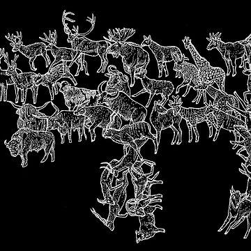 Ruminants - Evolution by EvolutionPoster