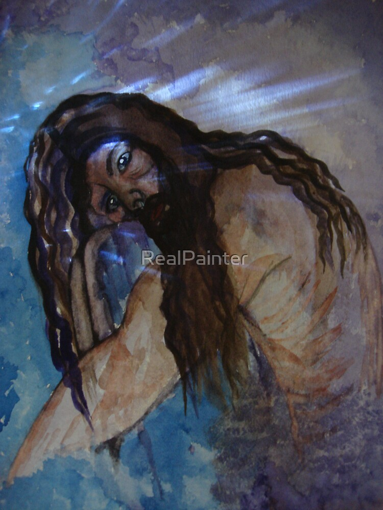 Do YOU ever ? Think of Me-->JESUS? by RealPainter