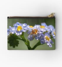 Forget-Me-Not with Tears Studio Pouch
