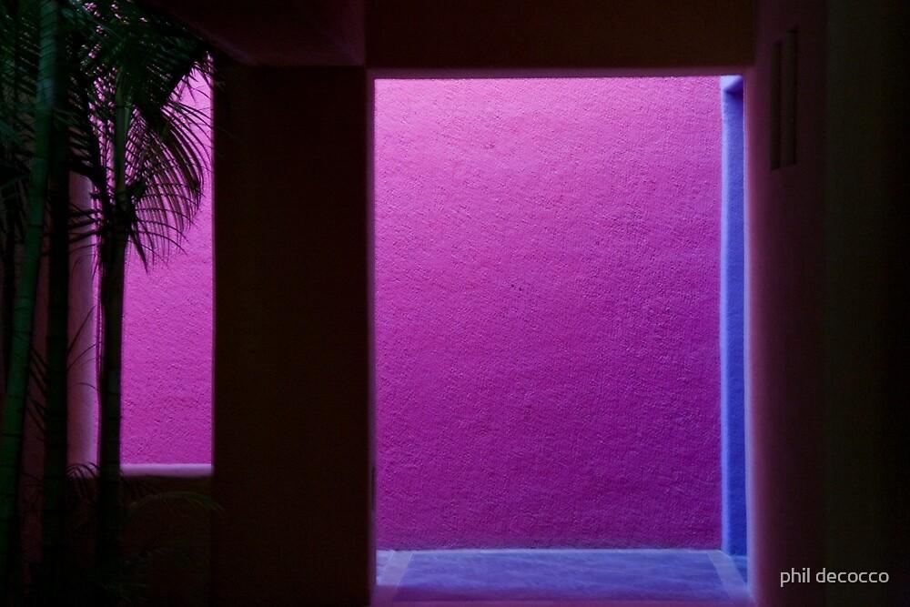 Los Patios by phil decocco