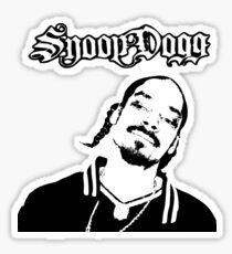 Snoop Dogg Sticker