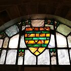 Stained Glass in Arthurian Hall by kalaryder