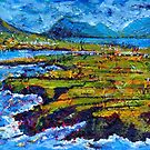 View from Clogher Head by eolai