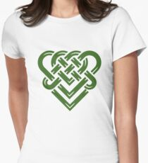 Happy St. Patrick's Day Women's Fitted T-Shirt