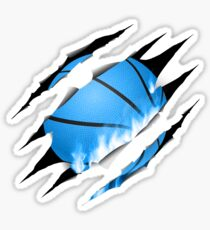 Love Basketball More Than Any Other Sport  Sticker