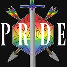 Critical Pride! - Gay Pride by Sam Spicer