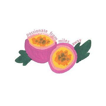 Passionsfrucht ~ Drake von sim-kore