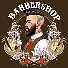 Barber Shop_04 by ideacrylic