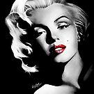 Marilyn Monroe by MrYorkie