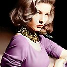 Lauren Bacall, Colour by MrYorkie
