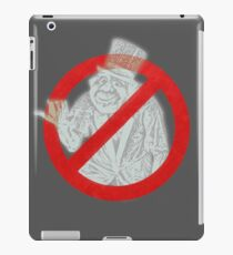 Beware of Hitchhiking Ghosts Haunted Mansion iPad Case/Skin