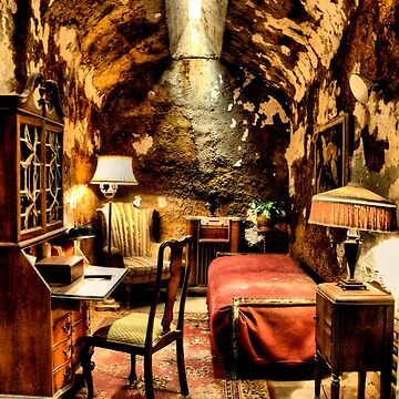 Al Capone's Cell by fotokmcc