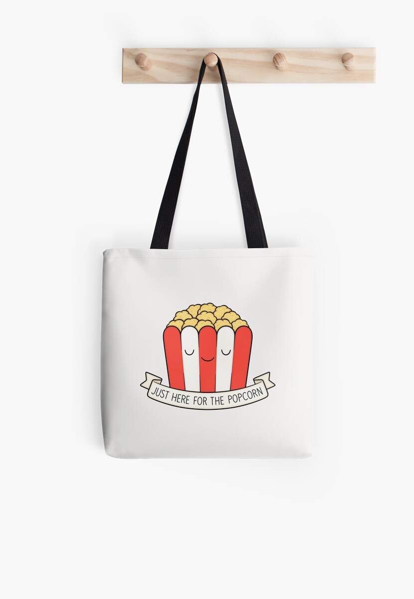 88b873fab08 Just Here For The Popcorn