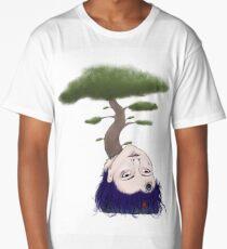 Gorillaz Cyborg Noodle Bonsai Tree Long T-Shirt