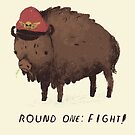 round one: fight! by louros