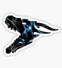 Lightning Drogon Sticker