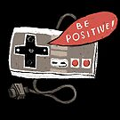 be positive d-pad by louros