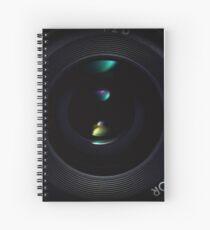 Camera lens Spiral Notebook
