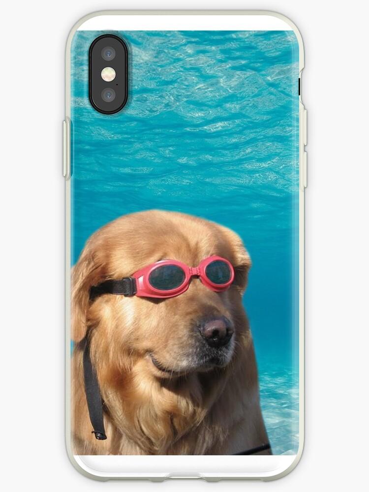 «Perro nadador» de Elisecv