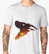 fire dragon  Men's Premium T-Shirt