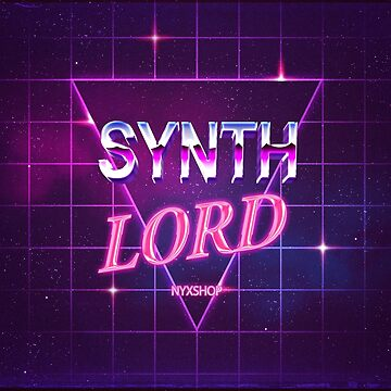 Synth Lord by NyxShop