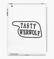 Tasty Werwolf iPad Case/Skin