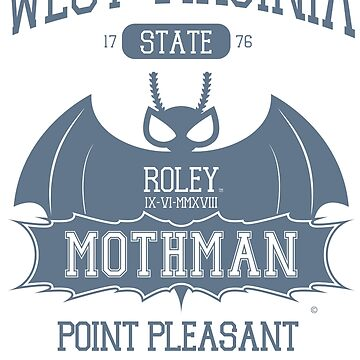 Mothman West Virginia by RoleyShop