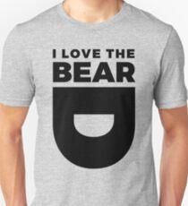 I Love The Beard Unisex T-Shirt