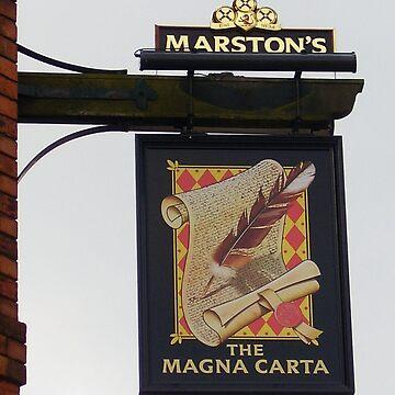 The Magna Harta by tonymm6491