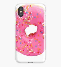 A doughnut or donut  iPhone Case