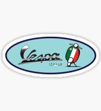 Vespa - Italia Sticker