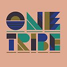 One Tribe by thepapercrane