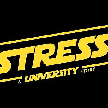 Stress: A University Story by sanemax