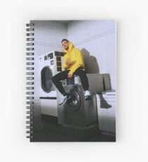 C tangana Spiral Notebook