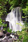 Lower Waterfall Aros Burn by Kasia-D
