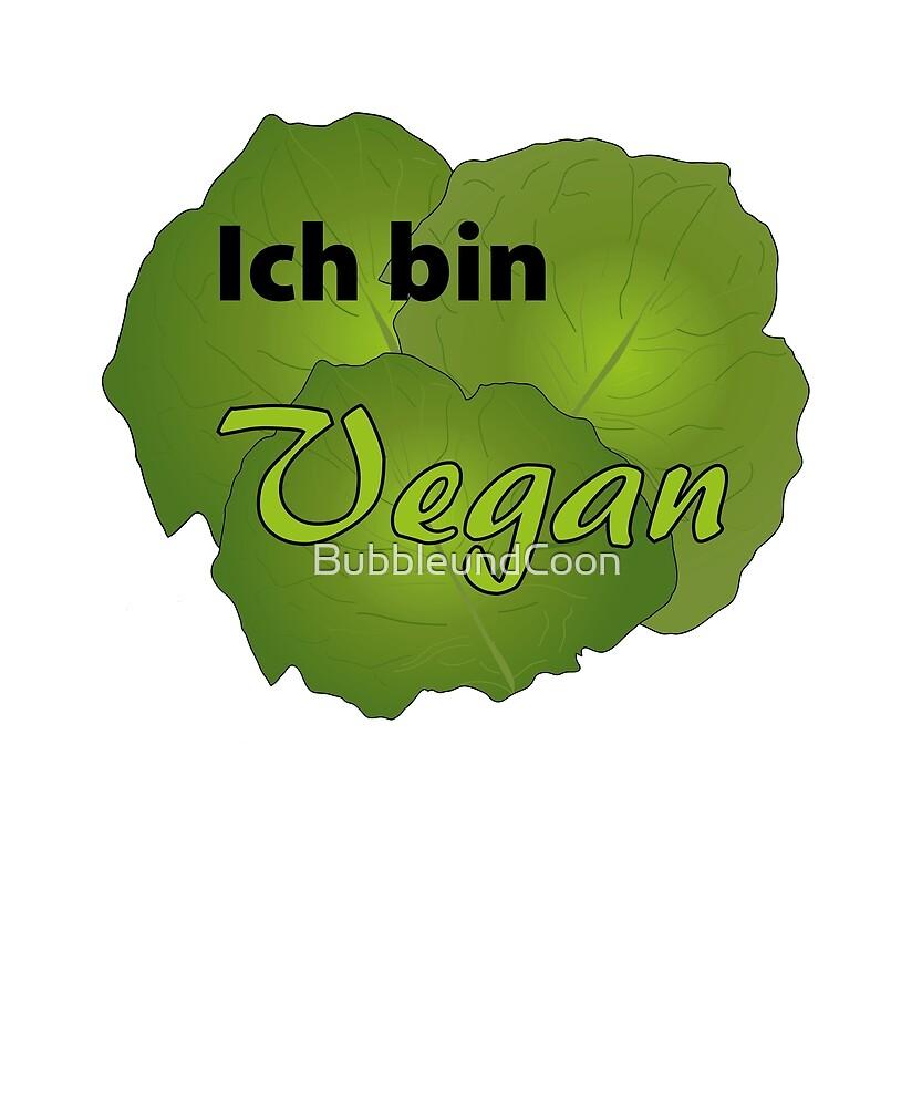 Ich bin Vegan von Stefanie Keller
