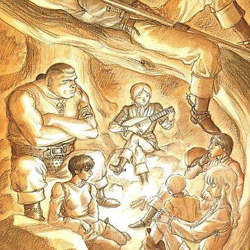 Berserk - Bonfire of Dreams by Filox