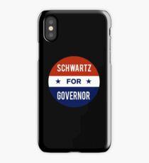 Dan Schwartz For Governor of Nevada iPhone Case