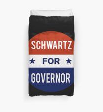 Dan Schwartz For Governor of Nevada Duvet Cover