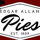 Edgar Allan Pies by CaileyB