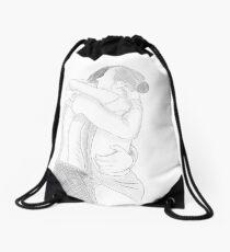 Victory Hug Drawstring Bag