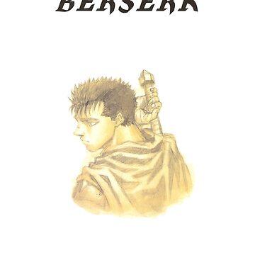 Berserk - Kentaro Miura by Filox