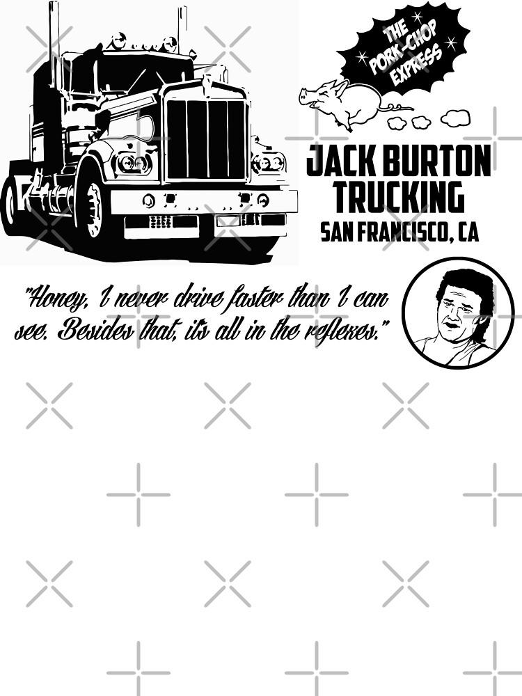 J. Burton trucking by edcarj82